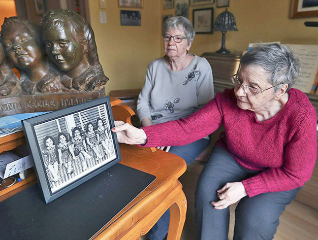 Surviving Dionne sisters applaud council decision
